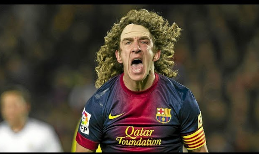 Puyol is one of the most revered defender in the history of Barca