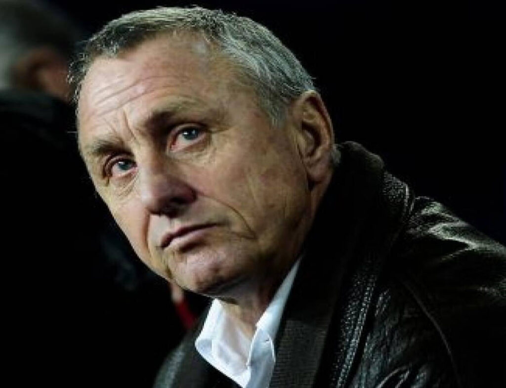 Johan Cruyff is one of the most influential and long-serving coach in Barca