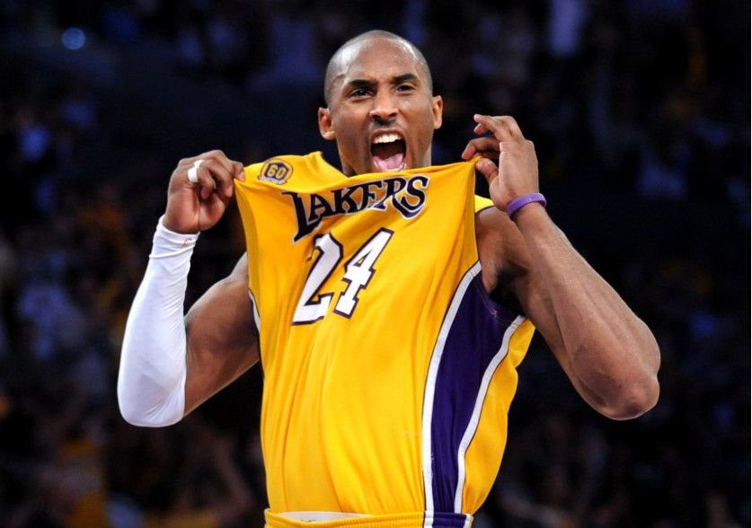 Meet the greatest player of the Los Angeles Lakers, Kobe Bryant