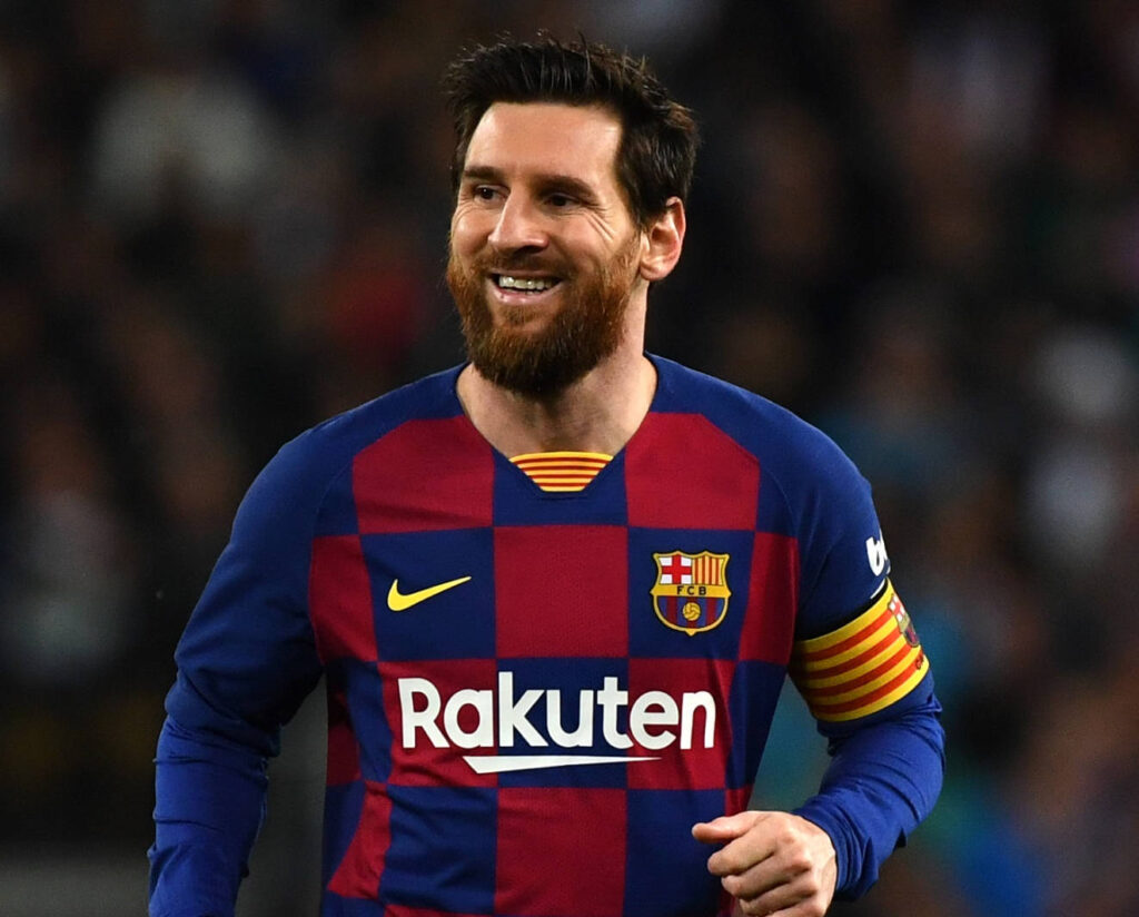 Meet the most talented player in FC Barcelona's history, Lionel Messi