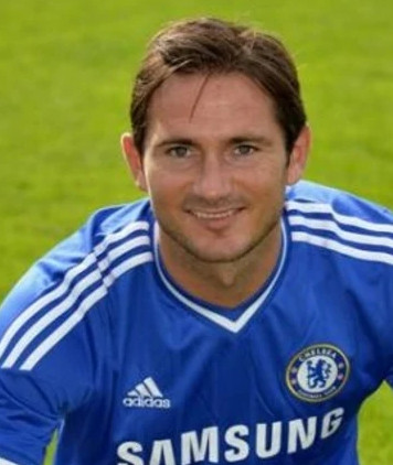 Chelsea's all time top scorer, Frank Lampard