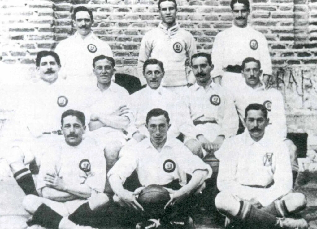 The team who won the earliest trophies and titles for Real Madrid