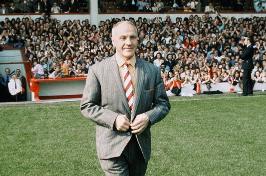 Liverpool will forever be grateful for the restructuring of the club made by Bill Shankly