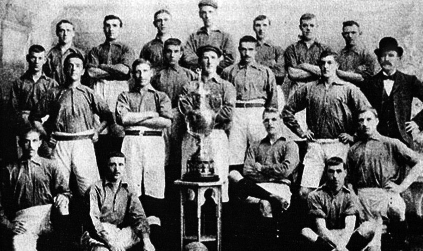 Take a look at Liverpool's first league title