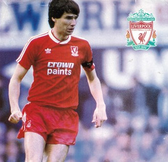 The Historic Liverpool defender, Alan Hansen