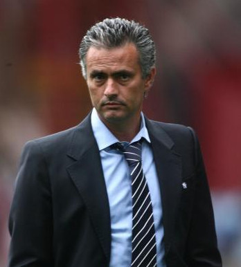 The greatest coach in Chelsea's history, José Mourinho