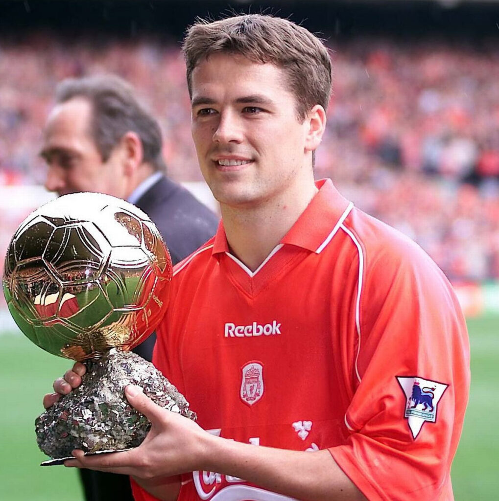 The only Ballon d'Or winner in Liverpool's History
